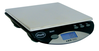 American Weigh Bench Gold Scale 2000g